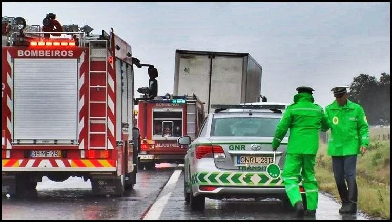BRAGA –  Dois mortos em 140 acidentes de viação registados no distrito