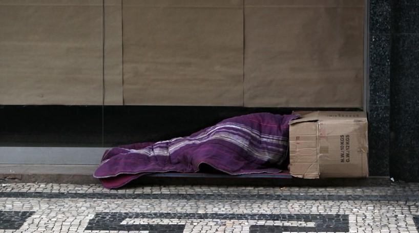 FRIO - Protecção Civil de Braga prolonga Plano de Contingência para sem abrigo até domingo