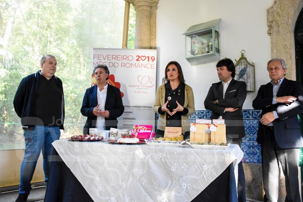 """NAMORAR PORTUGAL - Chá de Tília com Citrinos e Biscoitos """"Pérola"""" apresentados no Palácio da Brejoeira em Monção"""