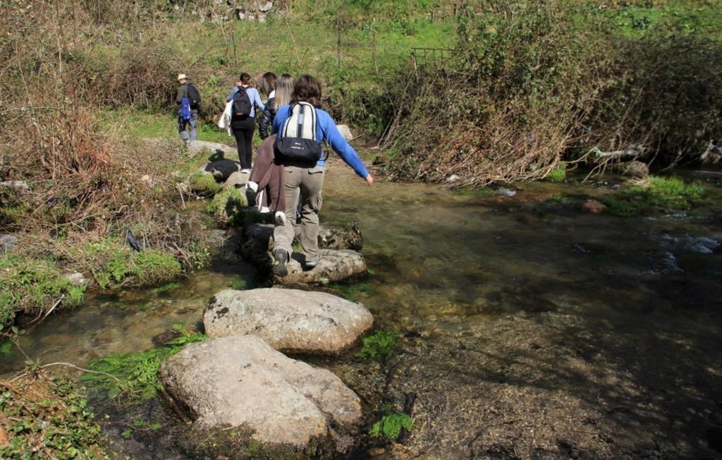 ABOIM DA NÓBREGA –  Caminhada pelo Trilho da Nóbrega no dia 3 de Março