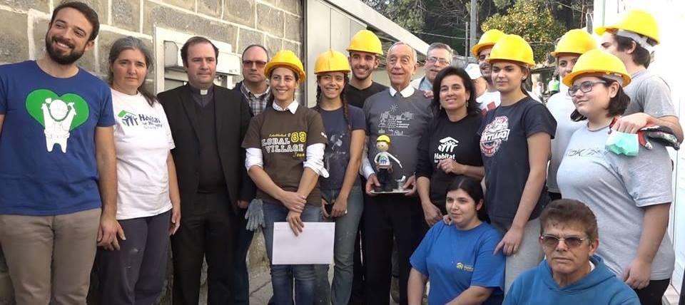 VILA VERDE –  Associação Habitat recupera casa em Oriz Santa Marinha