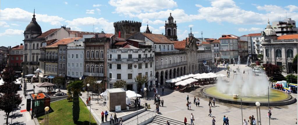 BRAGA –  Eurodeputados da Comissão do Desenvolvimento Regional de visita a Braga