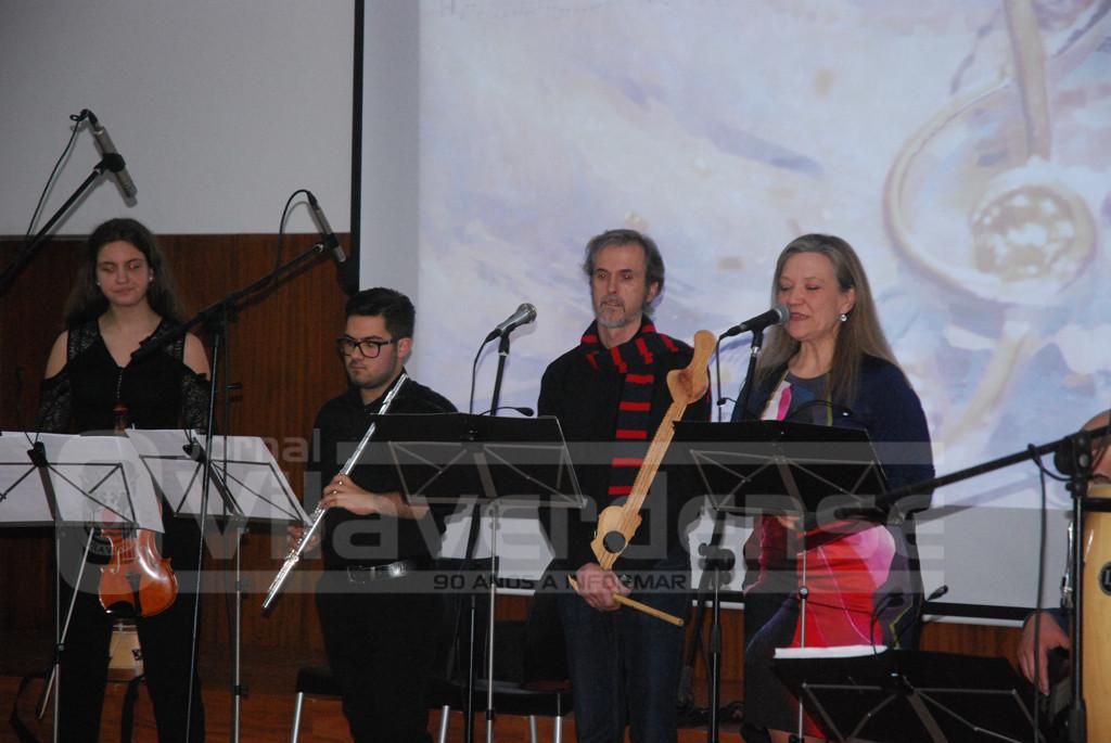 VILA VERDE –  Trovar d'Alma levaram música e poesia ao Centro de Artes e Cultura