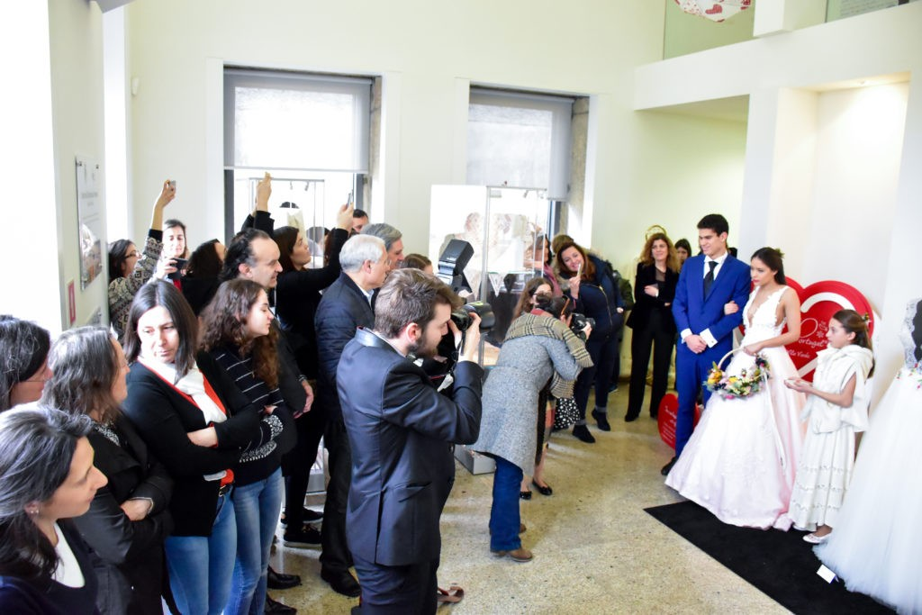 MÊS DO ROMANCE –  Cantinho das Noivas chega no fim-de-semana a Vila Verde