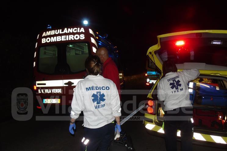ÚLTIMA HORA (Cervâes)::Septuagenário morre em acidente doméstico