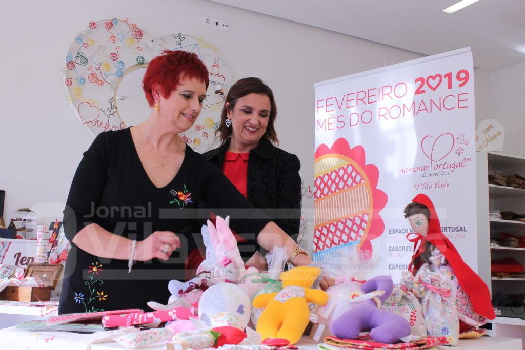 VILA VERDE - Namorar Portugal já tem linha de brinquedos em tecido e artigos de apoio ao bebé