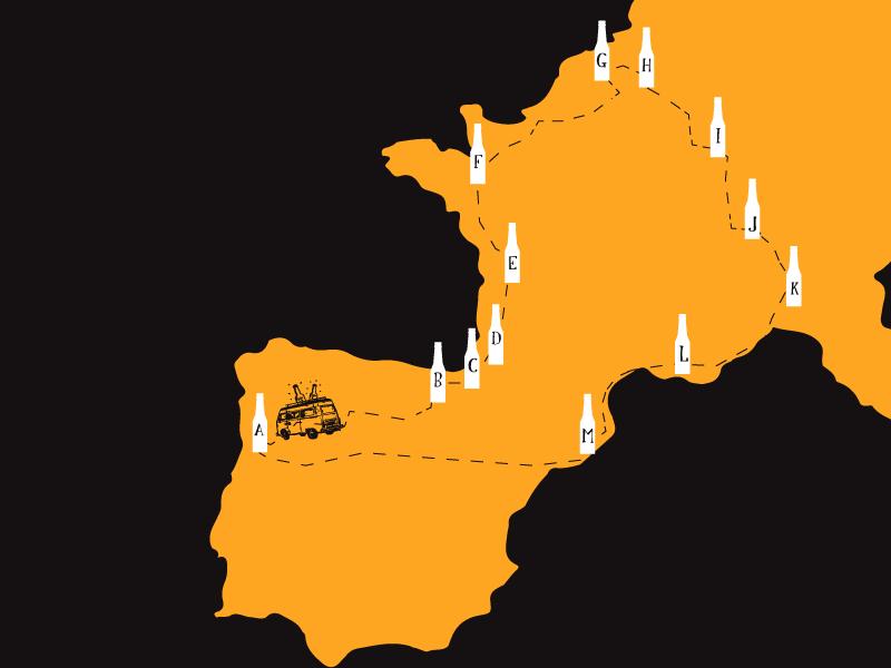VILA VERDE - Letra vai realizar aventura com mais de 6000 quilómetros para internacionalizar marca