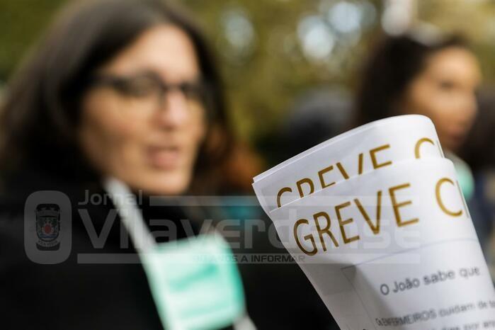SAÚDE: ASAE está a investigar o financiamento da greve dos enfermeiros