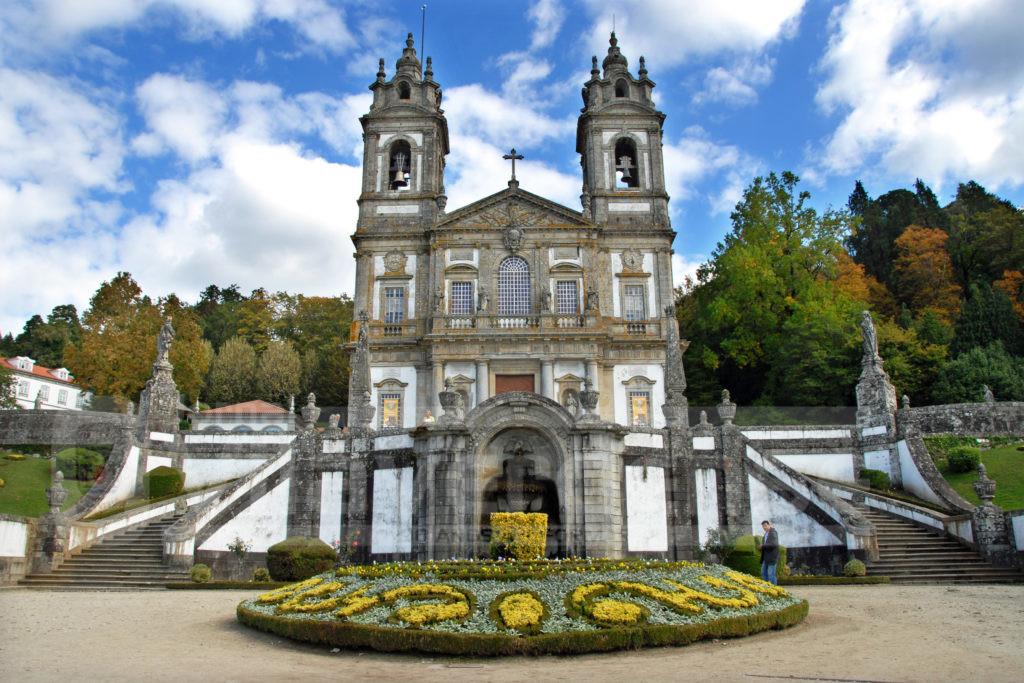 BRAGA –  Turismo do Porto e Norte e Arcebispo visitam obras do Bom Jesus