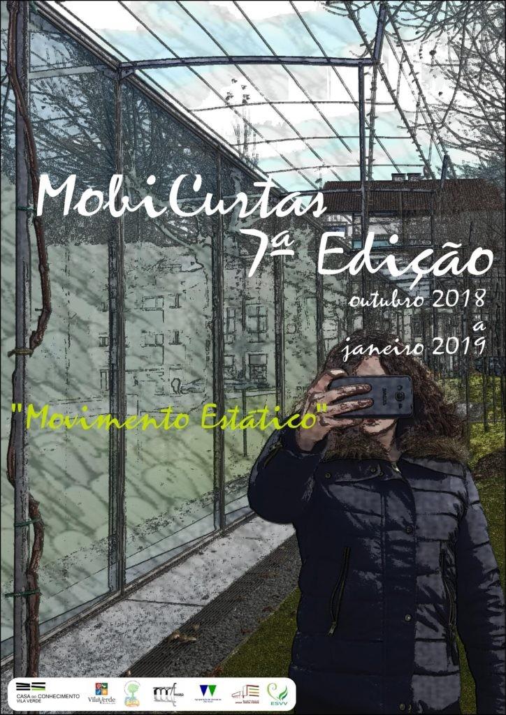 VILA VERDE - 7ªEdição do Mobicurtas amanhã na Casa do Conhecimento