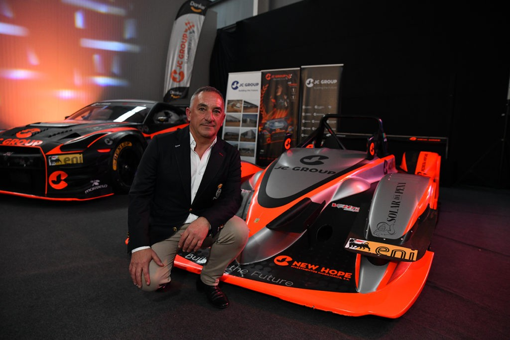 AUTOMOBILISMO –  JC Group Racing Team compete na Montanha e Velocidade em 2019