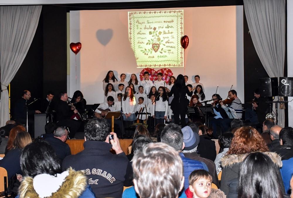 VILA DE PRADO –  É já esta noite o 6º Concerto Namorar Portugal da Escola de Música