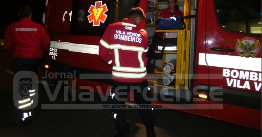 VALBOM S. PEDRO (Vila Verde): Sexagenário encontrado na habitação em adiantado estado de decomposição