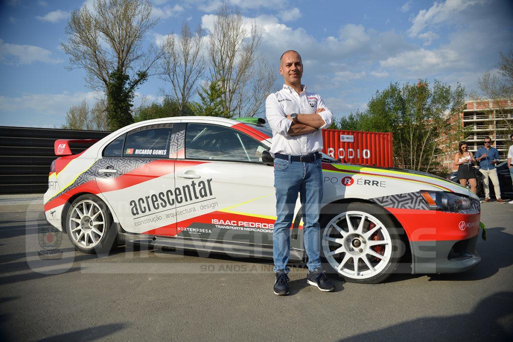 AUTOMOBILISMO (Região): Ricardo Gomes de regresso ao Campeonato de Portugal de Montanha