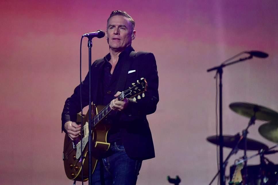 MÚSICA – Bryan Adams vem a Braga em Dezembro