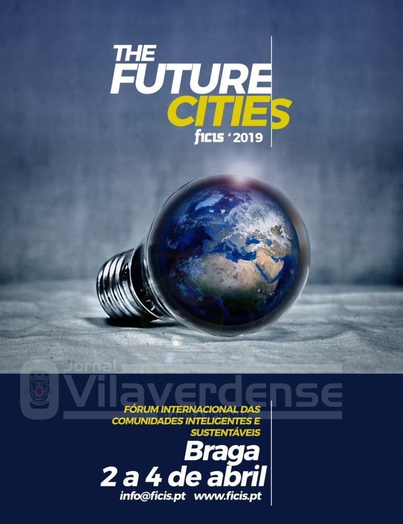 BRAGA - Feira Internacional das Cidades Inteligentes regressa a Braga em Abril
