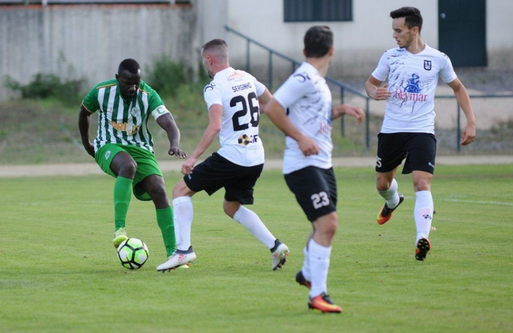 FUTEBOL –  Campeonato Portugal. Vilaverdense joga em S. Torcato