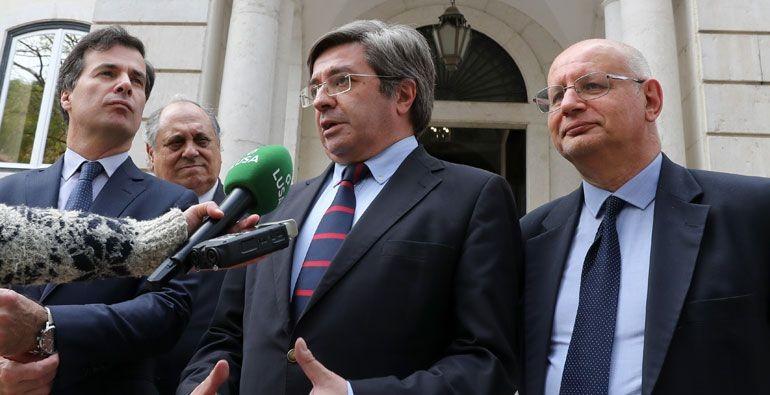 POLÍTICA –  Paulo Morais e José Inácio Faria candidatos pelo Nós, Cidadãos! nas Europeias