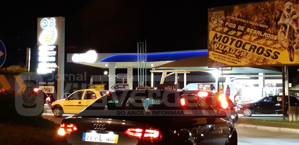 ÚLTIMA HORA:Postos de combustíveis de Vila Verde com filas de espera
