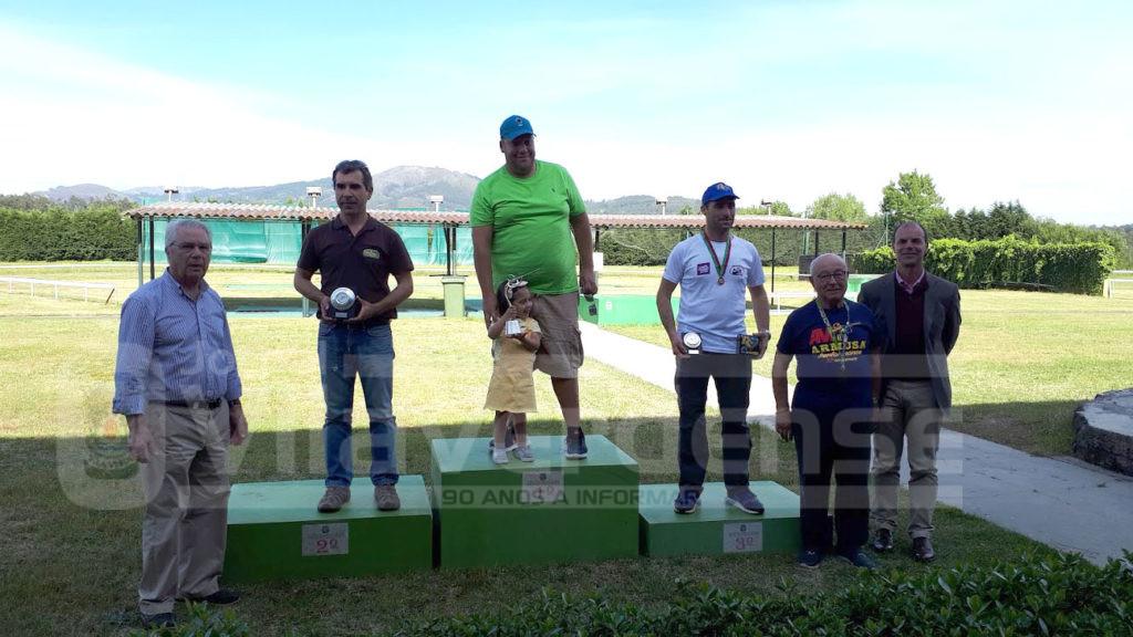 DESPORTO – João Paulo Azevedo venceu prova de tiro em Vila Verde