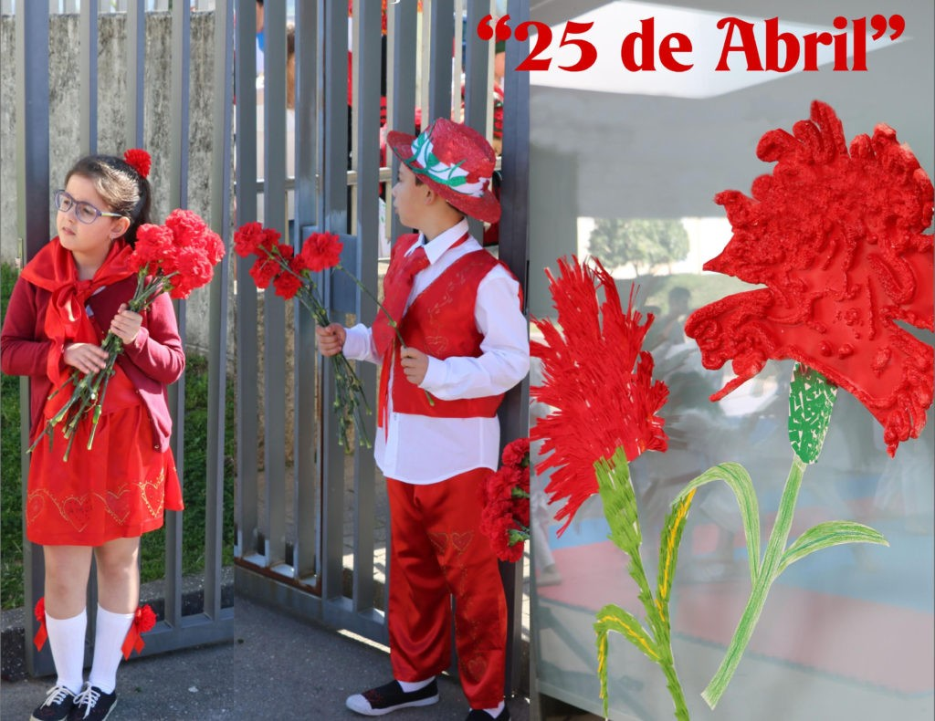 VILA DE PRADO - Biblioteca Comendador Sousa Lima recebe comemorações do 25 de Abril