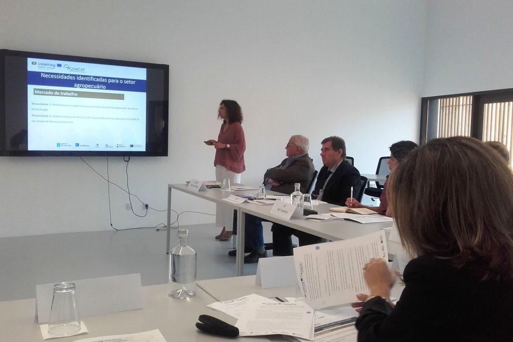 BRAGA - Braga reúne parceiros em sessão sobre Diálogo Social Transfronteiriço