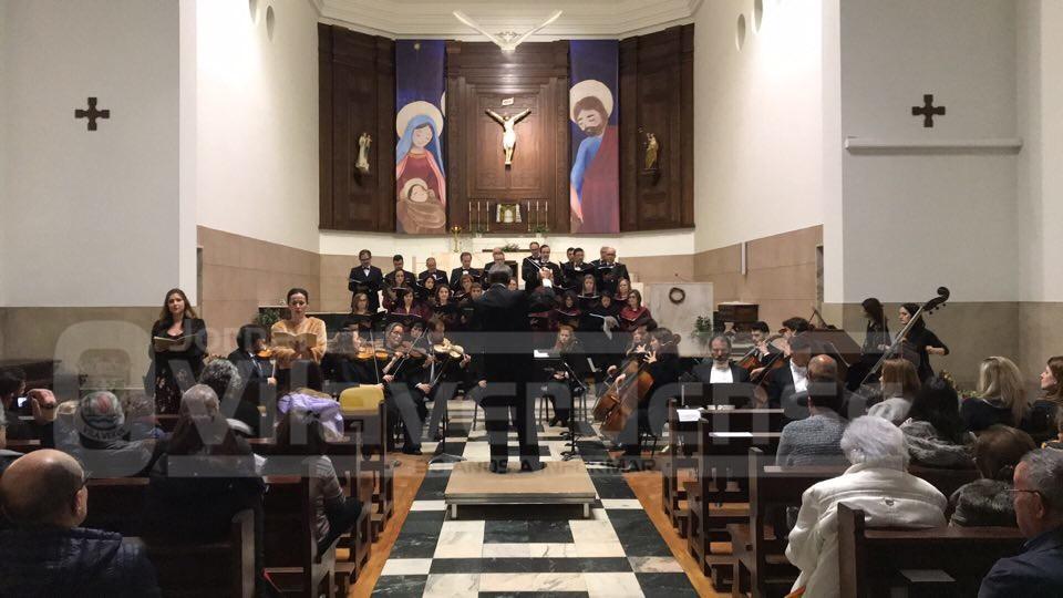 VILA DE PRADO –  Igreja Paroquial recebeu Concerto Coral Sinfónico