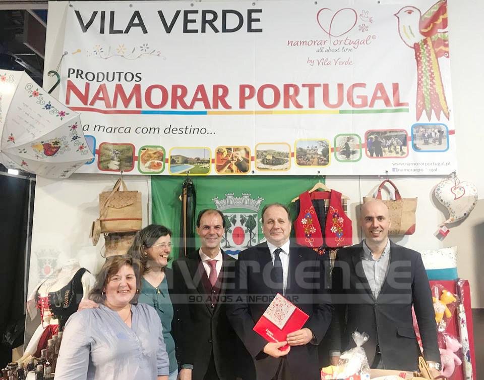 COMUNIDADES: Vila Verde marca presença na 16ª Feira de Nanterre – França