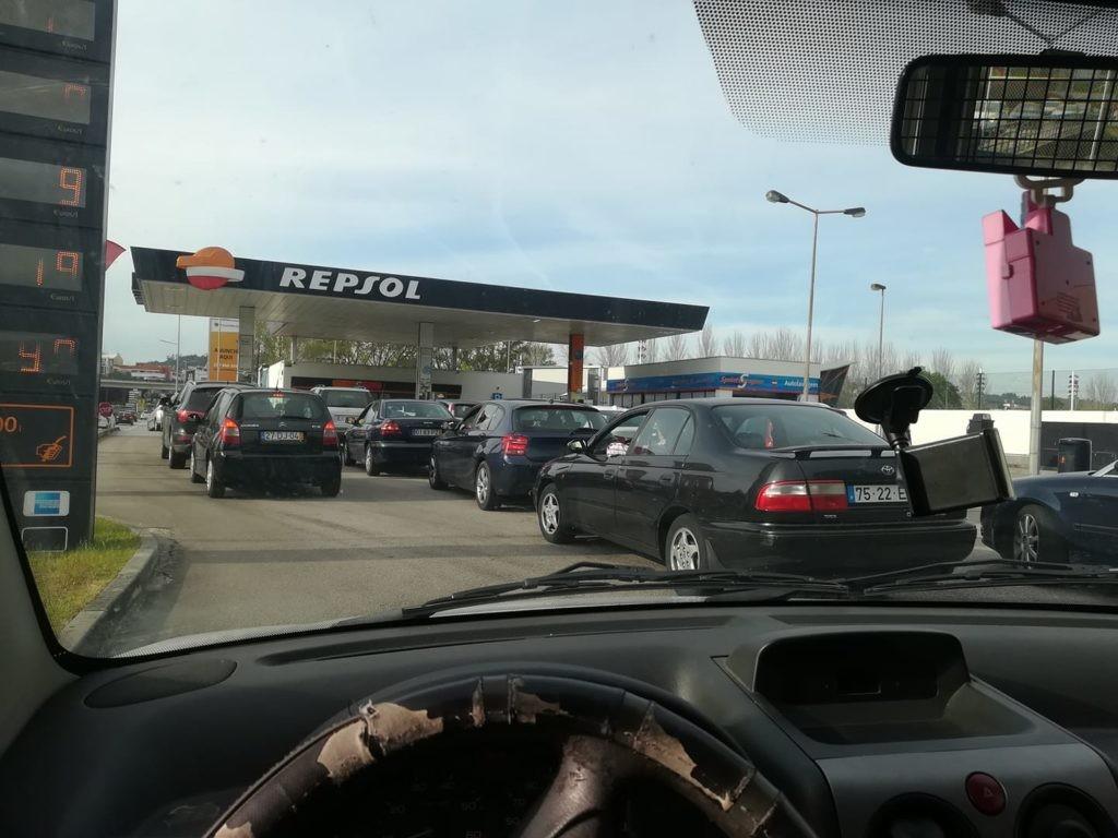 "BRAGA - ""Bombas"" de Braga sem combustível"