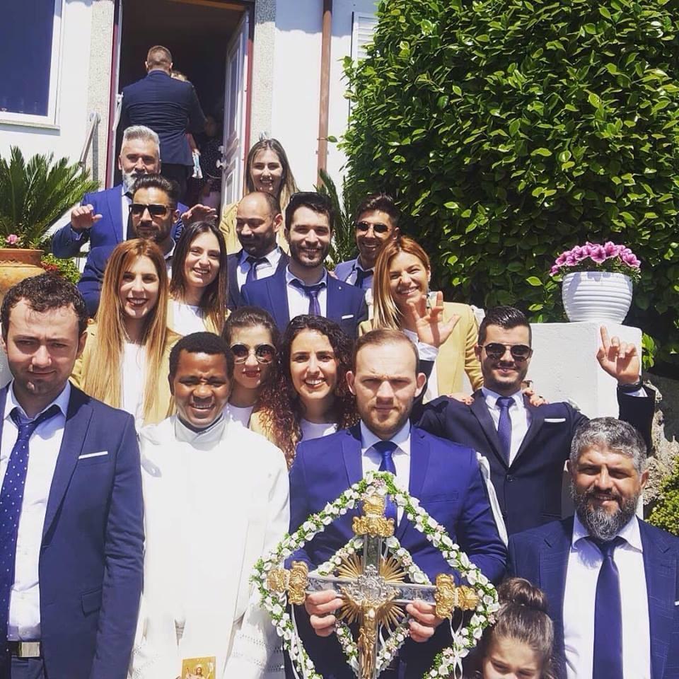 ATÃES –  Jovens assumiram organização da Festa da Páscoa