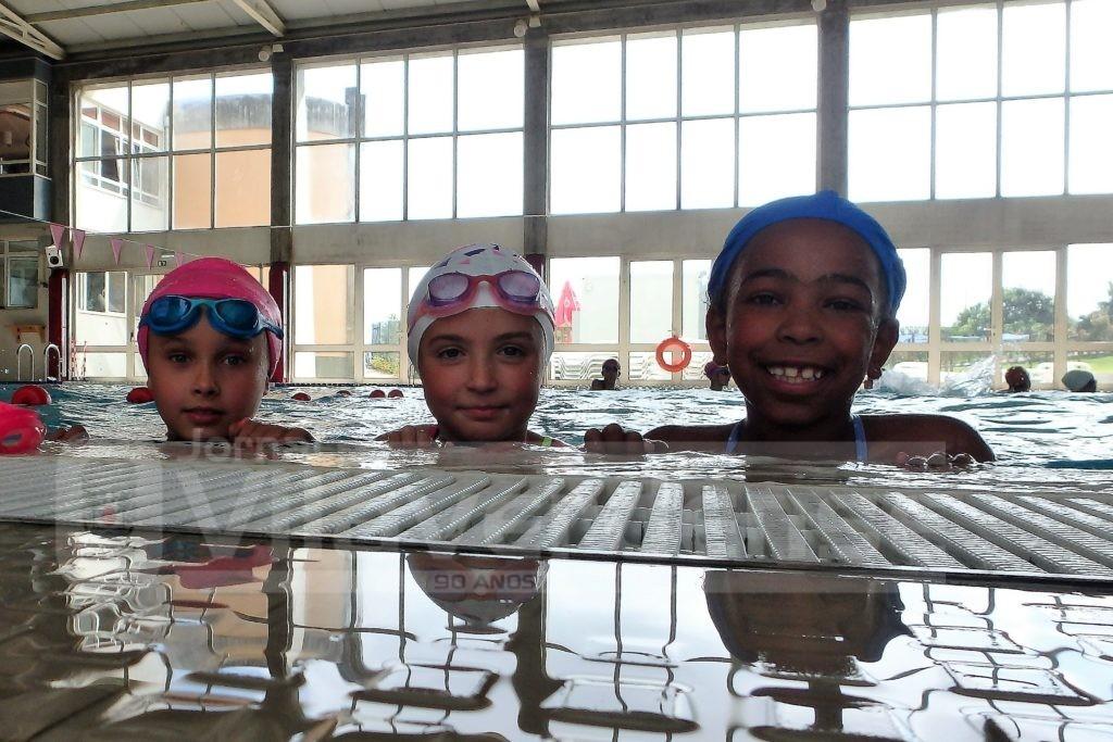 VILA VERDE - Inscrições abertas para o curso de Verão de natação nas piscinas municipais