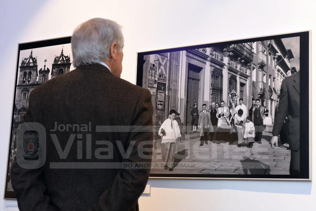 CULTURA - Exposição de Artur Passos mostra Semana Santa de Braga das décadas de 1950 e 1970