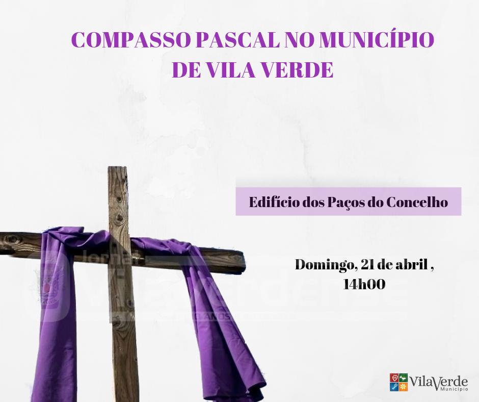 VILA VERDE - Compasso Pascal no Município este domingo