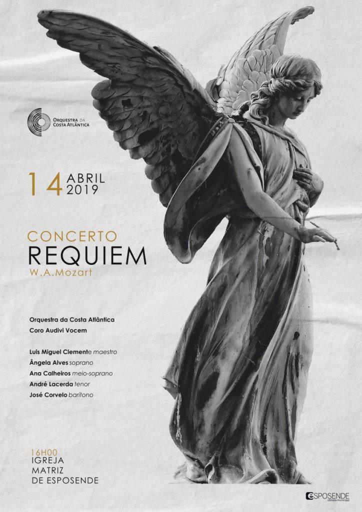 REGIÃO - Orquestra da Costa Atlântica e Coro Audivi Vocem apresentam Concerto de Páscoa