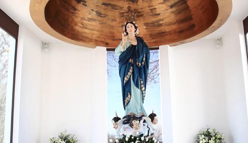 RELIGIÃO - Virgem Peregrina do Sameiro visita paróquias da zona oeste de Braga