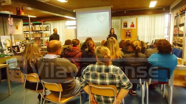 VILA DE PRADO - AE de Prado aproveita pausa lectiva para dinamizar acção de formação aos agentes educativos