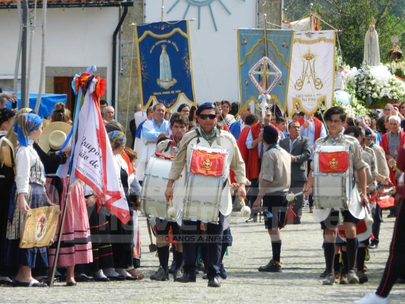 VILA VERDE – Festas em honra de Nossa Senhora da Encarnação em Mós, nos dias 2, 4 e 5 de Maio