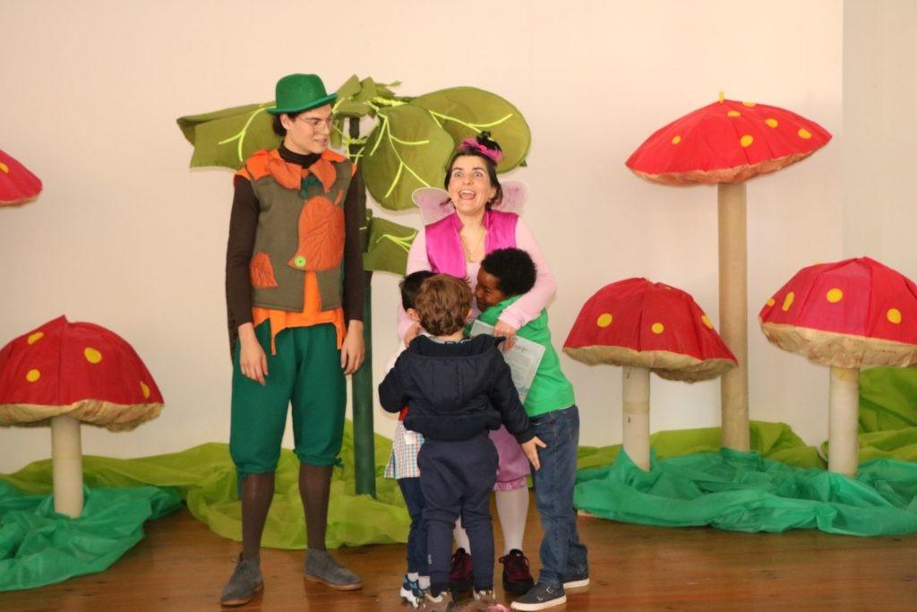 VILA VERDE –  Centena e meia de crianças assinalam o Dia Internacional do Livro Infantil