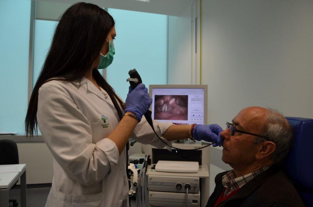 SAÚDE - Hospital de Braga promove acção de detecção precoce para aferir a saúde da voz