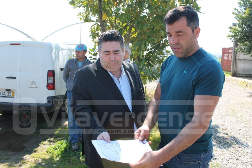 VILA VERDE - Rui Silva quer que Governo desbloqueie verbas para Agricultores