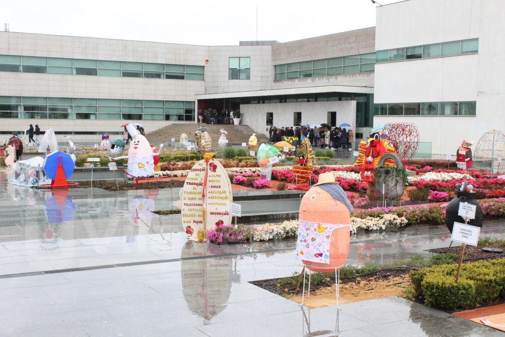 VILA VERDE - 55 Ovos decorados com muita «criatividade» em exposição até 30 de Abril