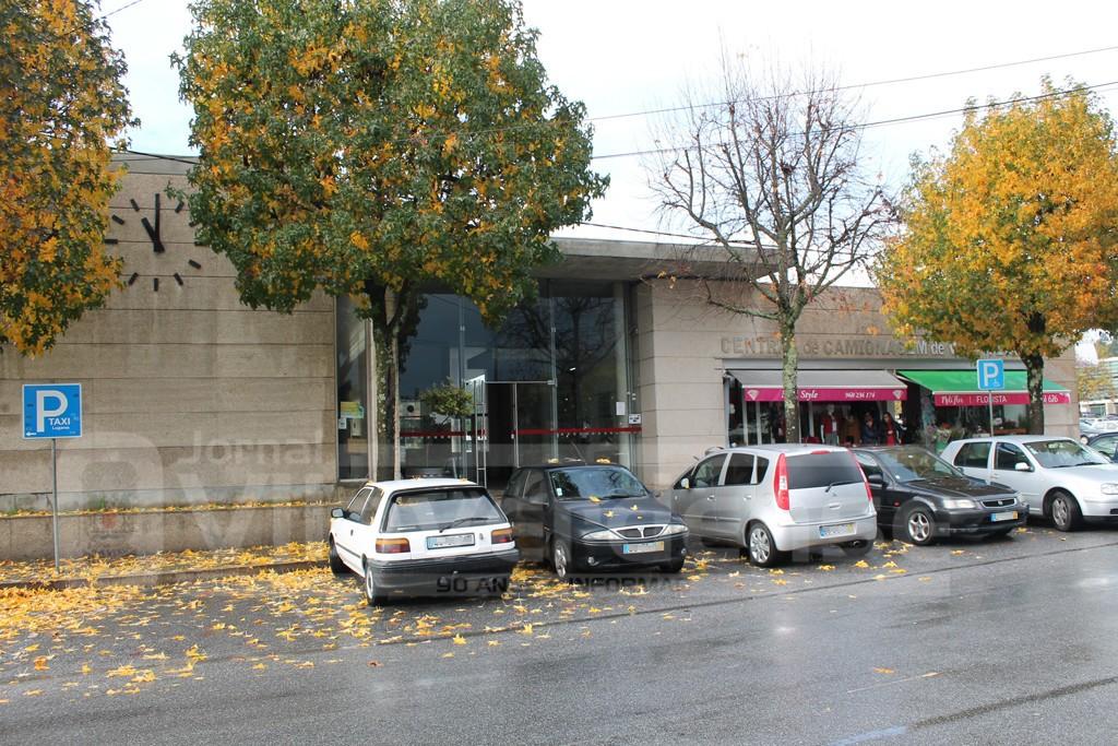 VILA VERDE –  Assaltado escritório da Transdev na central de camionagem