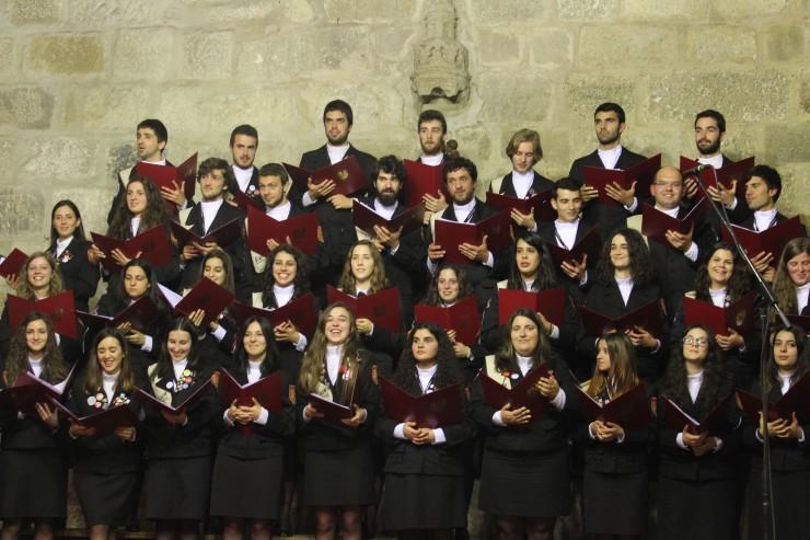BRAGA - Encontro de Coros Universitários este sábado no salão Medieval da UMinho