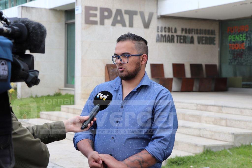 INCLUSÃO SOCIAL - EPATV desperta atenção de canal nacional como escola inclusiva