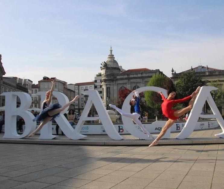 BRAGA - 'B de Dança' regressa a Braga de 20 a 29 de Abril