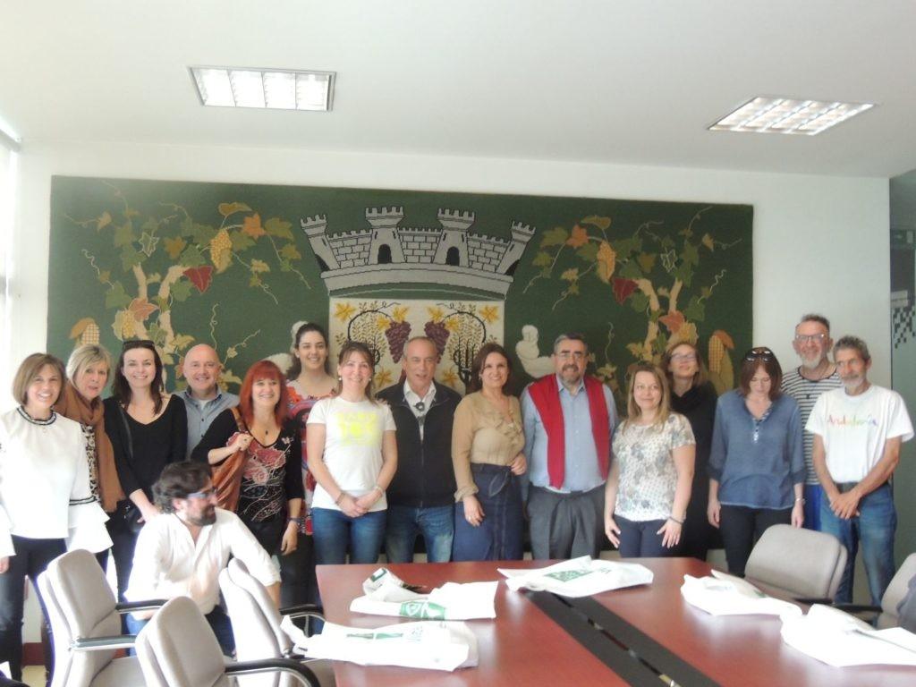 EDUCAÇÃO –  Vila Verde recebe grupo que junta professores de Portugal, Polónia, Espanha e Itália