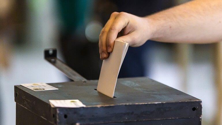 POLÍTICA –  Conheça a ordem dos partidos nos boletins de voto para as Europeias