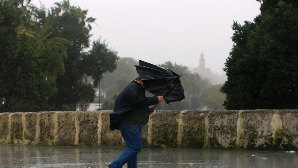 BRAGA – Protecção Civil de Braga alerta para vento forte