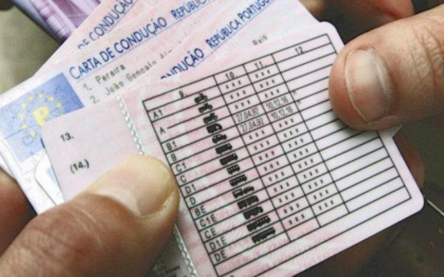 PAÍS –  Cerca de 73 mil condutores perderam pontos na carta de condução no primeiro trimestre do ano