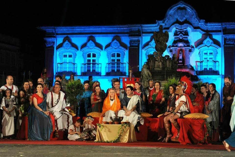 CULTURA –  'Braga Romana' abre inscrições abertas para 'Casamento Romano'